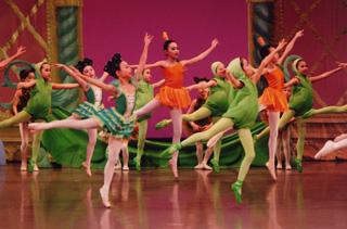 創作バレエ「夢の約束」