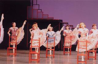 創作バレエ「小公女サアラ」